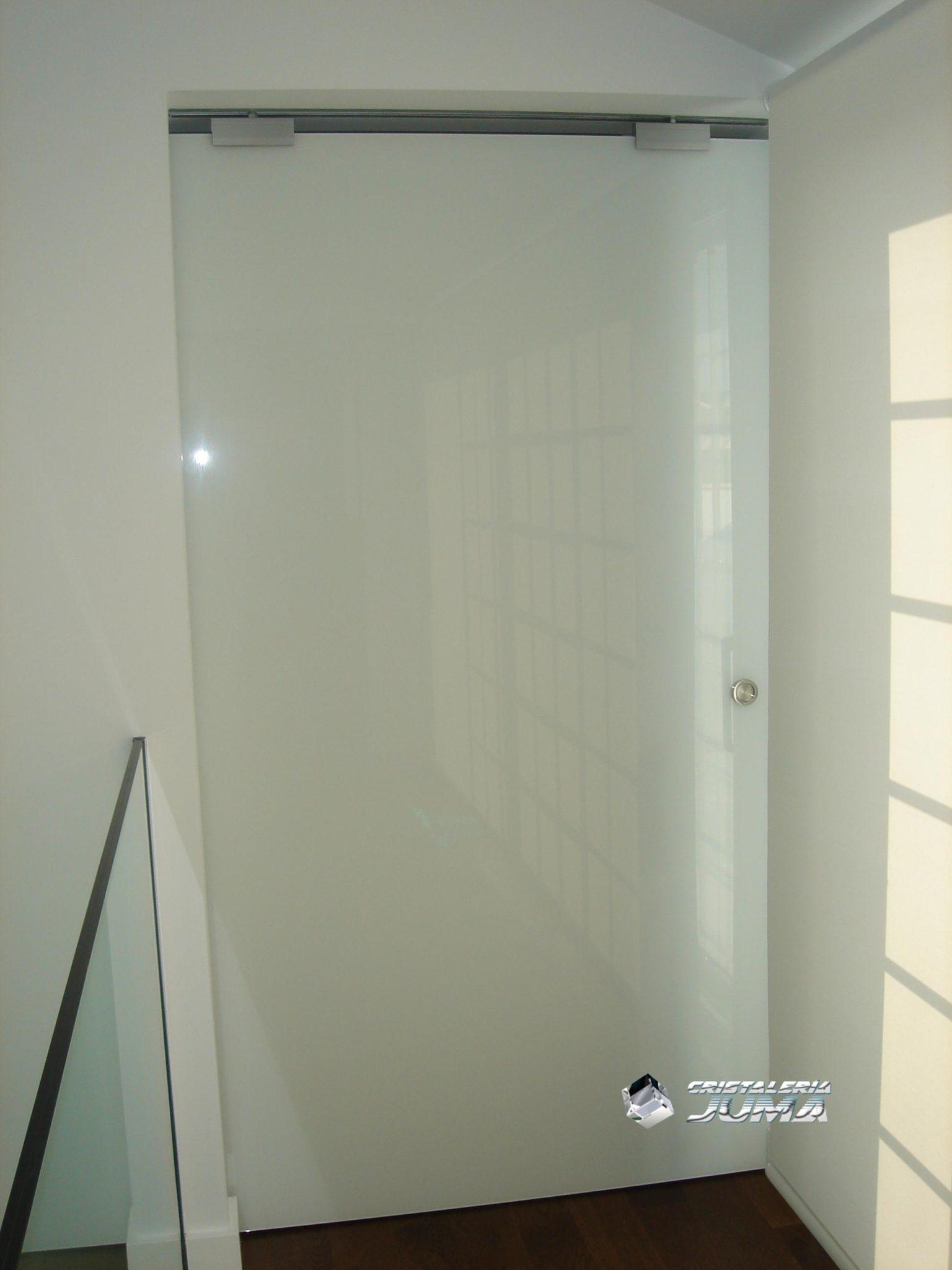 Puerta corredera de vidrio amazing imagen de puerta for Puerta corredera automatica vidrio