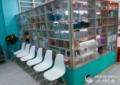 Separación Cristal Centro Vita Experience Caravaca