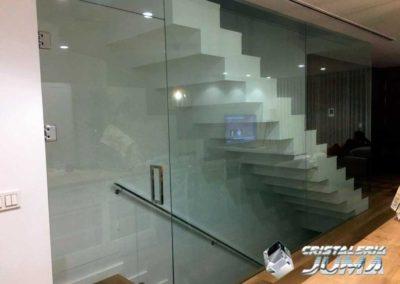 Cierre escaleras Duplex
