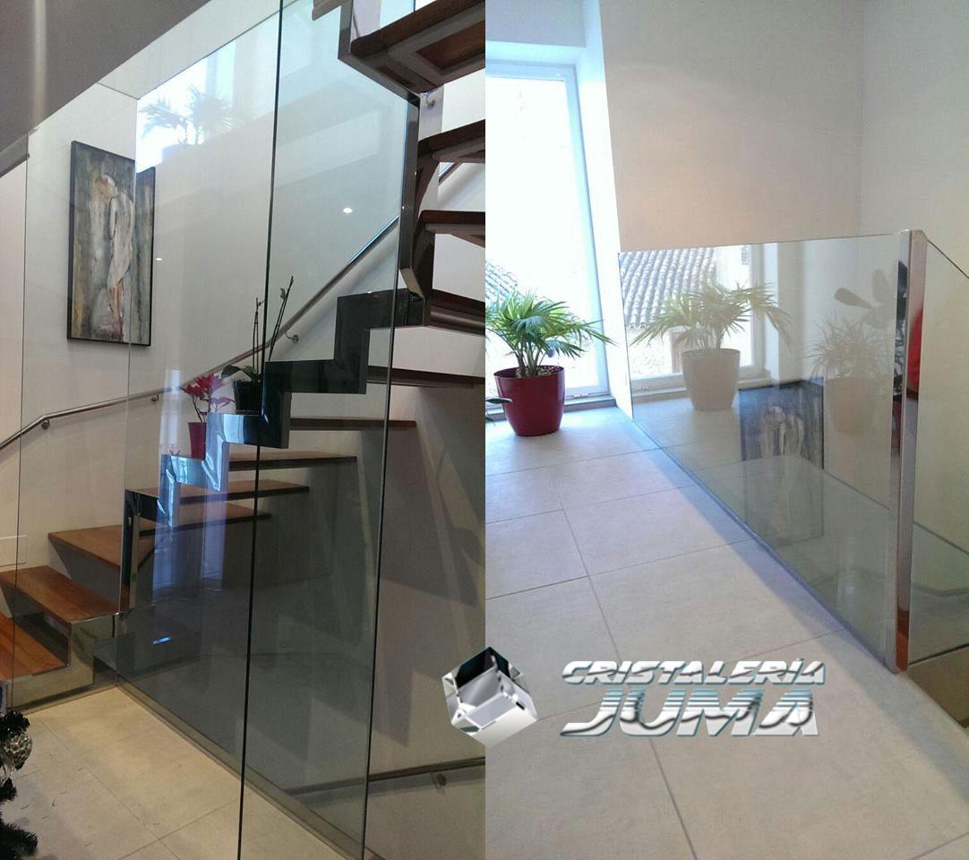Cerramientos cristaler a juma - Cerramientos de escaleras ...